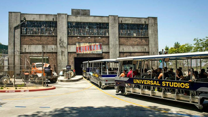 Fast & Furious - Supercharged at Universal Studios Hollywood